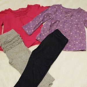 Other - 18m shirts and pants